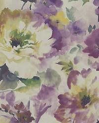 Juliet Silver purple by  Scalamandre Wallcoverings