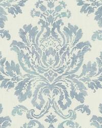 Verona Blue green by  Scalamandre Wallcoverings