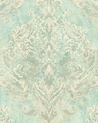James Blue by  Scalamandre Wallcoverings