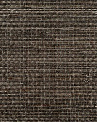 Simply Sisal Grey by  Scalamandre Wallcoverings