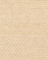 Simply Sisal Cream by  Scalamandre Wallcoverings