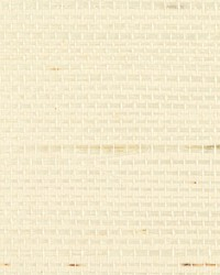 Simply Sisal Snow by  Scalamandre Wallcoverings
