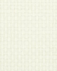 Montana Weave Snow by  Scalamandre Wallcoverings
