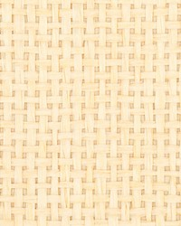 Wyoming Weave Cream by  Scalamandre Wallcoverings
