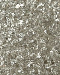 Melanies Mica Silver by  Scalamandre Wallcoverings