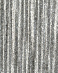Waterfall Linen Graphite by  Scalamandre Wallcoverings