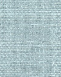 Simply Sisal Denim by  Scalamandre Wallcoverings