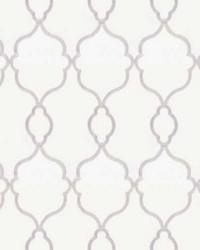 Grey Trellis Diamond Fabric  Papyrus 1 Dove
