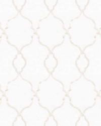 Beige Trellis Diamond Fabric  Papyrus 2 Natural