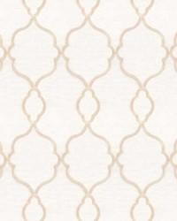 Trellis Diamond Fabric  Papyrus 3 Shell