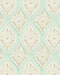 Rainbow Library Aquamarine Seacrest Stout Fabric