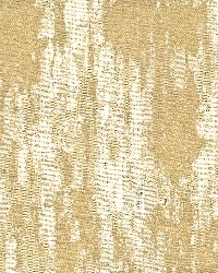 Color My Window Natural White Golddust Stout Fabric
