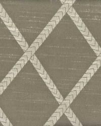 Grey Trellis Diamond Fabric  Pushup 1 Steel