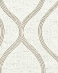 Grey Trellis Diamond Fabric  Quirk 1 Dove
