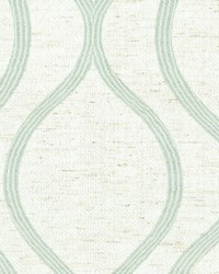 Green Trellis Diamond Fabric  Quirk 2 Seamist
