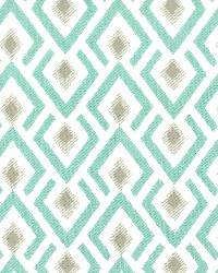 Comfortable Living Turquoise Lagoon Stout Fabric