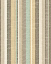 Rainbow Library Seaspray Icicle Stout Fabric