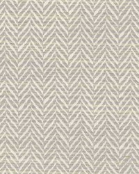 Rainbow Library Taupe Linen Stout Fabric