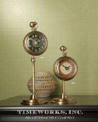 Pocket Watch Thuret Clock by