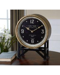 Shyam Desk Clock by