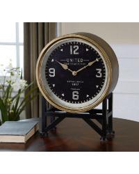Shyam Desk Clock by