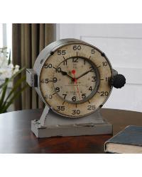 Marine Desk Clock by