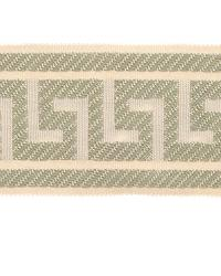 Athens Key Celadon by  Fabricut Trim