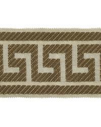 Athens Key Khaki by  Fabricut Trim