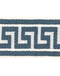 Athens Key Teal by  Fabricut Trim