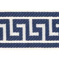 Athens Key Sapphire by  Fabricut Trim