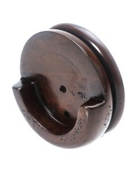 Inside Mount Curtain Rod Bracket Cherry 20 by