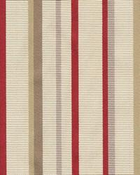 Cassel Stripe Red by