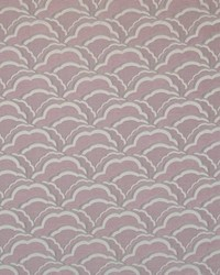 Purple Oriental Fabric  Cloudburst Heather