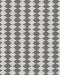 Kasmir Cochise Stripe Earl Grey Fabric