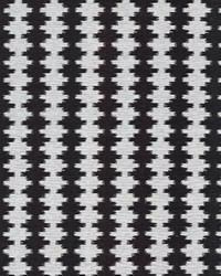 Kasmir Cochise Stripe Licorice Fabric