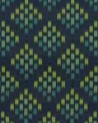 Dewberry Ikat Navy by