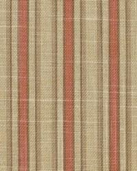 Garden Stripe Vermillion by