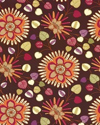 Groovy Floral Chocolate by