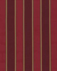 Meriden Stripe Cinnabar by