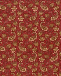 Multi Classic Paisley Fabric  Sigourney Harvest