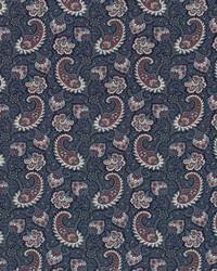 Multi Classic Paisley Fabric  Sigourney Jewel