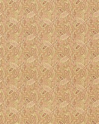 Willow Paisley Vintage Gold by