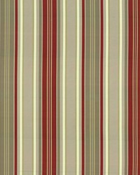 Windsor Stripe Red by
