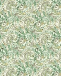 Abstract Paisley Seaspray by