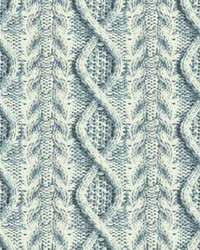 Cable Knit Indigo by