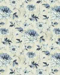 Garden Blossom Blue Fog by
