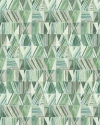 Geometric Menthe by