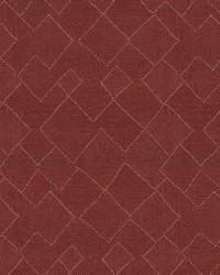 Kantha Quilt Garnet by
