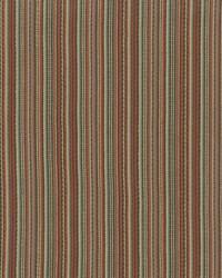 Kiro Stripe Cinnabar by