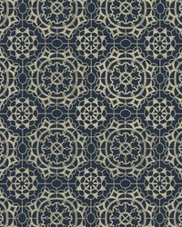 Knotty Navy by